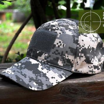 ACU Camouflage Tactical Caps Navy Hats US Marines Army Fans Sports Army Navy SEAL Tactical Caps