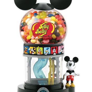 Jelly Belly Mickey Mouse Bean Machine - Holds 23 oz of Jelly Beans!