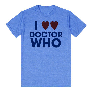 I Heart Heart Doctor Who