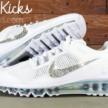 Nike Air Max 360 Running Shoes By Glitter from Glitter Kicks 74b8c3307dd8