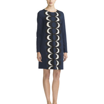 KOPAJA MARIMEKKO DRESS ECLIPSE/BLACK/STONE