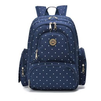 2017 New Large capacity multifunctional mummy backpack nappy bag baby diaper bags women's maternity bag babies care backpack