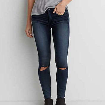 Jegging, Raw Indigo