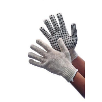 Men's Cotton/Poly String Knit Gloves