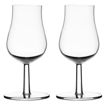 Iittala Essence Cognac Glasses (Set of 2)