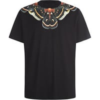 Givenchy Butterfly Neck T-Shirt