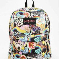 JanSport Black Label Superbreak Backpack- Multi One