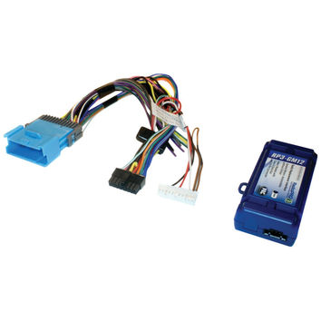 Pac Radio Replacement Interface For Select Gm Vehicles (class Ii Databus 24-pin Harness Chevrolet Equinox 2005-2006 & Pontiac Torrent 2006)