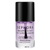 SEPHORA COLLECTION 3 In 1 Perfecting Base Coat (0.33 oz)