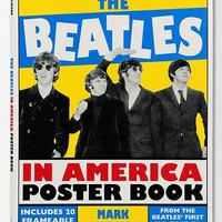 The Beatles in America Poster Book By Mark Hayward - Assorted One