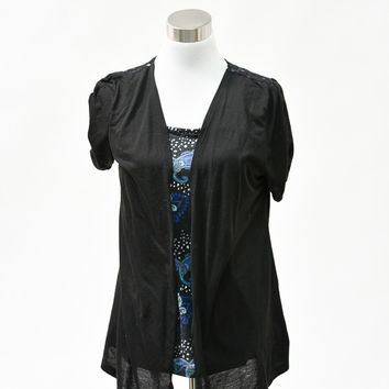 Bobbie Brooks Women Tops Size - 1X