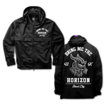 BMTH Men's Goat Windbreaker