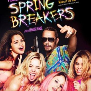 James Franco & Selena Gomez & Harmony Korine-Spring Breakers