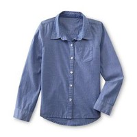Girl's Chambray Shirt