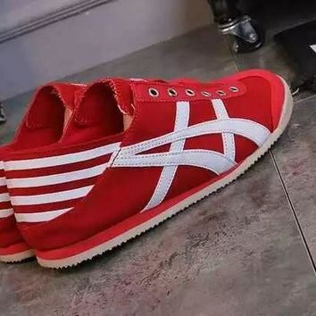 onitsuka tiger all match fashion casual unisex sneakers couple running shoes-4
