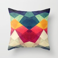 Meet me halfway Throw Pillow by VessDSign | Society6
