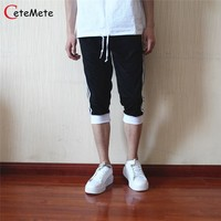 Men Shorts Bodybuilding Fitness Gasp short masculino Jogger Shorts men Gymclothing Mens Compression boardshorts Homme bermuda