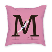 So into this design on Fab! M Maaike Alda Pillow #FabForAll