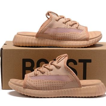 adidas Yeezy Clay Sandals Slippers Sliders Summer Shoes Flip Flop - Best Deal Online