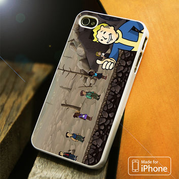 Game Fallout Shelter iPhone 4(S),5(S),5C,SE,6(S),6(S) Plus Case
