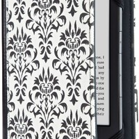 Verso Versailles Cover for Kindle, Black/White (fits Kindle Paperwhite, Kindle, and Kindle Touch)