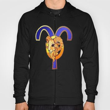 aries Hoody by Girly Inspired Gifts