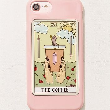 Recover Coffee iPhone 8/7/6 Case | Urban Outfitters