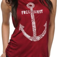 Empyre Lauryn Free Spirit Anchor Muscle Tee