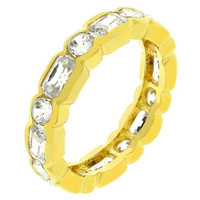Juliette Eternity Ring, size : 10