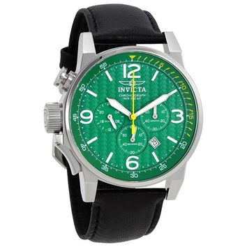 Invicta I-Force Chronograph Green Dial Mens Watch 20132