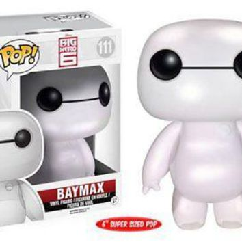 "Funko Pop Disney: Big Hero 6 - Nurse Baymax 6"" Vinyl Figure"