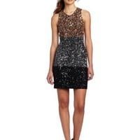 French Connection Women's Spiegal Sequins Dress