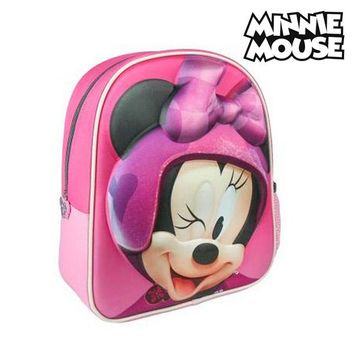 3D School Bag Mickey Mouse 8003