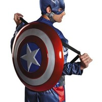 Captain America Adult Shield – Spirit Halloween