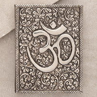Metal Om Pocket Notebook