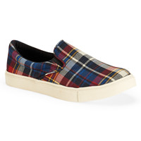 Womens Madden Girl Emmie Slip-On Sneakers