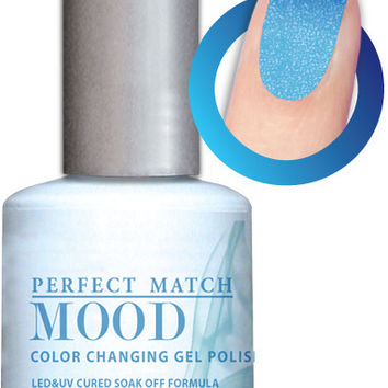 LeChat Perfect Match Mood Gel - Sparkling Mist 0.5 oz - #MPMG26