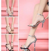 Supermodel T-stage Classic Dancing High Heel