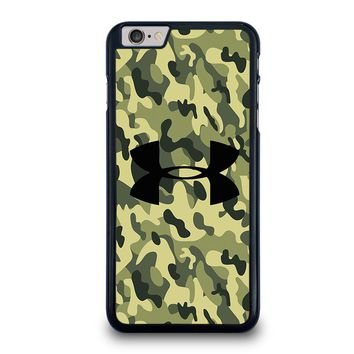 CAMO BAPE UNDER ARMOUR iPhone 6 / 6S Plus Case Cover