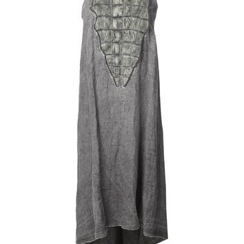 Isaac Sellam Experience Applique Tank Dress