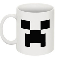 Video Games - Creeper Mug