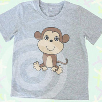 Waffle shirt dessert cartoon Kids tshirts -Toddler tees -Toddler shirts - Cute Toddler shirts - Boy shirt - Girl shirt