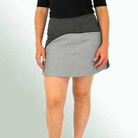Hemp Skirt - Two Tone
