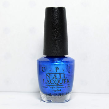 OPI Nail Polish Lacquer do you sea what I sea NLF84