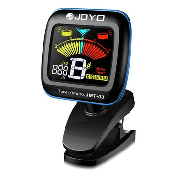 Metronome Tuner Black Portable Digital Clip