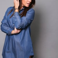 Chambray Confessions Tunic/Dress
