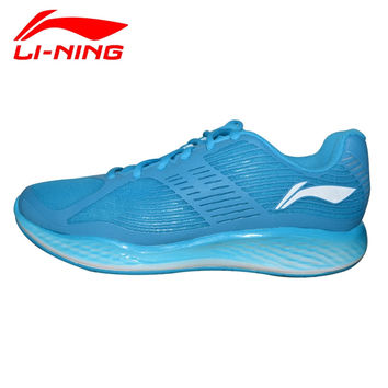 Men's Spring Shock-Absorbent Running Shoes Outdoor Breathable PU+Fabric Lightweight Sports Sneakers