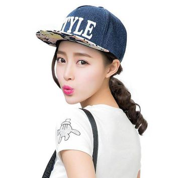 VONG2W SIGGI  Women 2016 New Cotton baseball hat 5 panel Snapback Adjustable Cap  Hip Hop hat  trucker   16016
