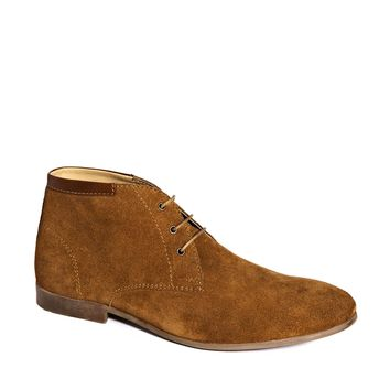 ASOS Chukka Boots in Suede