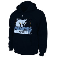 Memphis Grizzlies Majestic Big & Tall Game Face Pullover Sweatshirt –
